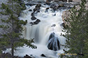 Firehole Cascade, Yellowstone